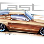 gold_fastback_by_castdesign